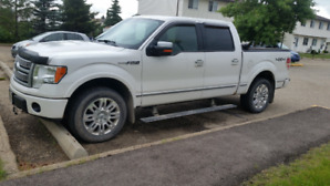2010 F150 4WD 4 DOOR CREW CAB FOR SALE