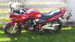 2001 Suzuki Bandit 1200s for sale or trade!