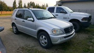 2005 Mercedes Benz ML 350