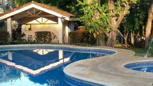 beach condo costa rica rental