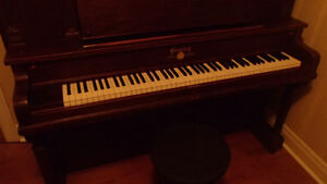 Gourley Upright Piano Peterborough Peterborough Area image 2
