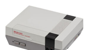 Wanted: Looking for broken Nintendo Entertainment System (NES)