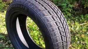 New Winter Tires 225/55R17 $550.