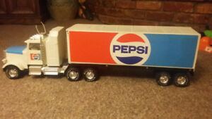 Collectors Pepsi Truck