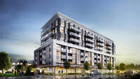Retail Units Available at Danforth Square Condos Building 325 K