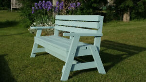 Lawn and Garden Bench