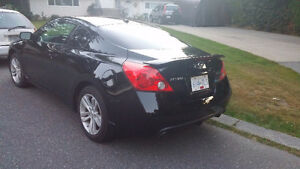 2012 Nissan Altima S Coupe (2 door)