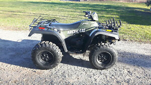Arctic cat 650 4x4