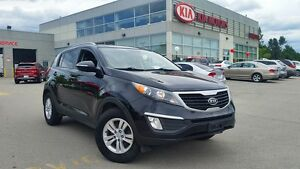 2012 Kia Sportage LX | ONE OWNER | NO ACCIDENTS |