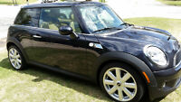 2008 MINI Cooper S with Navigation