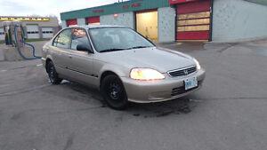 2000 Honda Civic se Sedan