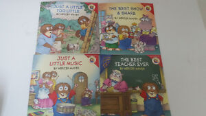 """4 """"Little Critter"""" books in GUC Prince George British Columbia image 1"""