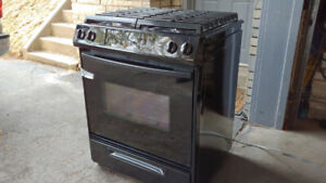 Gas Stove - Whirlpool Gold