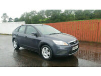 2010 FORD FUCUS STYLE 1.6 *73000 MILES*FINANCE £18 A WEEK*