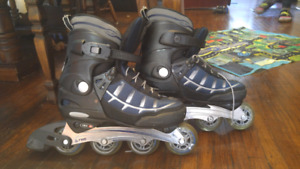Firefly roller blades size 8 or 9