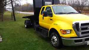 2012 Ford F650