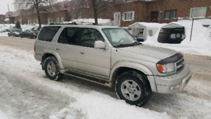 TOYOTA 4RUNNER LIMITED 2000 A VENDRE