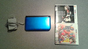 Nintendo 3ds XL with 23 games and 32 gig memory!!!