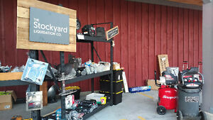 TOOL AND HOME RENO BLOWOUT SALE - October 29th