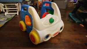 Fisher Price Get Up and Go car Walker