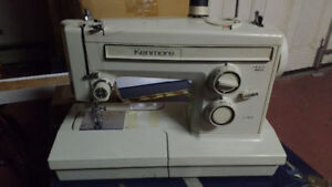 Sears portable sewing machine 75$