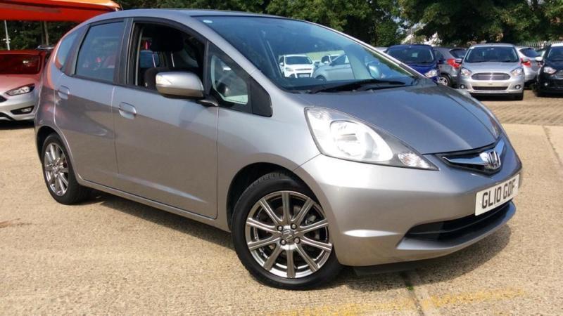 2010 Honda Jazz 1.4 i-VTEC Si 5dr Manual Petrol Hatchback
