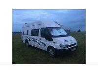 Ford transit race / camper van (reduced)