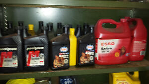 Motor or Engine Oil