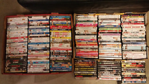 DVDs at only $1 each (Blu-Rays in other ad)
