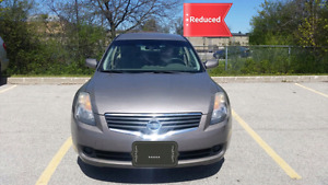 2007 Nissan Altima 2.5 S ***SAFETY CERTIFIED, VALID E-TEST***
