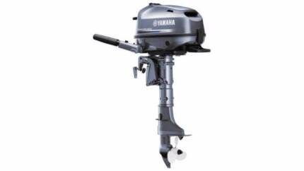 Yamaha 4 Stroke 4hp PORTABLE OUTBOARD FOR SALE