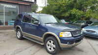 2004 Ford Explorer SUV, Crossover, LOW KMS