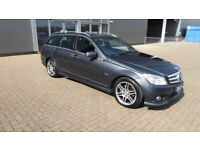 2011 Mercedes-Benz C250 2.1TD Blue F auto CDI AMG Sport Estate