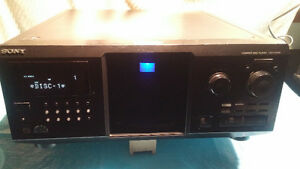 Sony 300 Disc changer London Ontario image 2