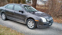 !!!2006 FORD FUSION CERT&E-TESTED OILED REGULARLY!!!