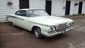 rare 61 plymouth belvedere 2dr ht