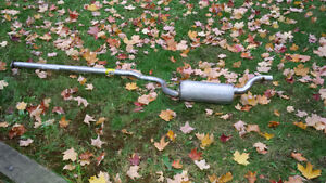 Selling Exhaust System from 2002 Ford Focus