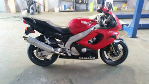 YZF600R for sale