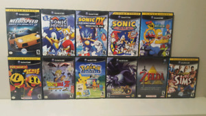 Nintendo GameCube Games for Sale