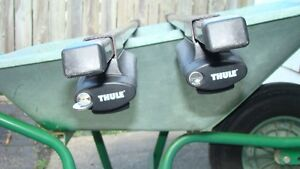 Thule 45O Kit with 58 inch load bars and Locks