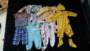 Boys sleepwear 6-12 months