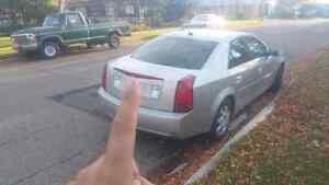 Cadillac for sale or trade