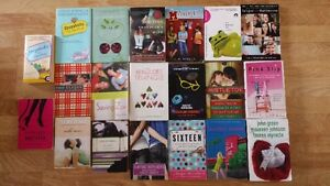 Teen/Young Adult Novels