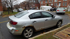 2004 Mazda Mazda3 Sedan West Island Greater Montréal image 3