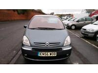 CITROEN XSARA PICASSO 1.6 DESIRE ONLY 85K MILES FSH 9 STAMPS IN BOOK 2007