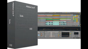 Ableton Live 9 Suite +Launchpad MKII & LaunchControl XT