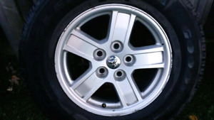 "18"" Dodge l Durango l RAM OEM wheels"