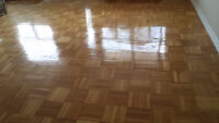 hardwood floor sanding finishing/refinishing, installation