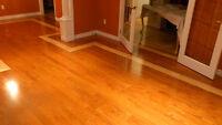 Hardwood and laminate flooring installation  renovation