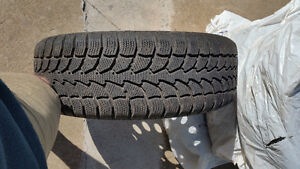Winter Tires and Rims used 1 Season